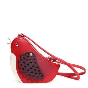 Kate Spade Ooh La La Carpet Bird Bag